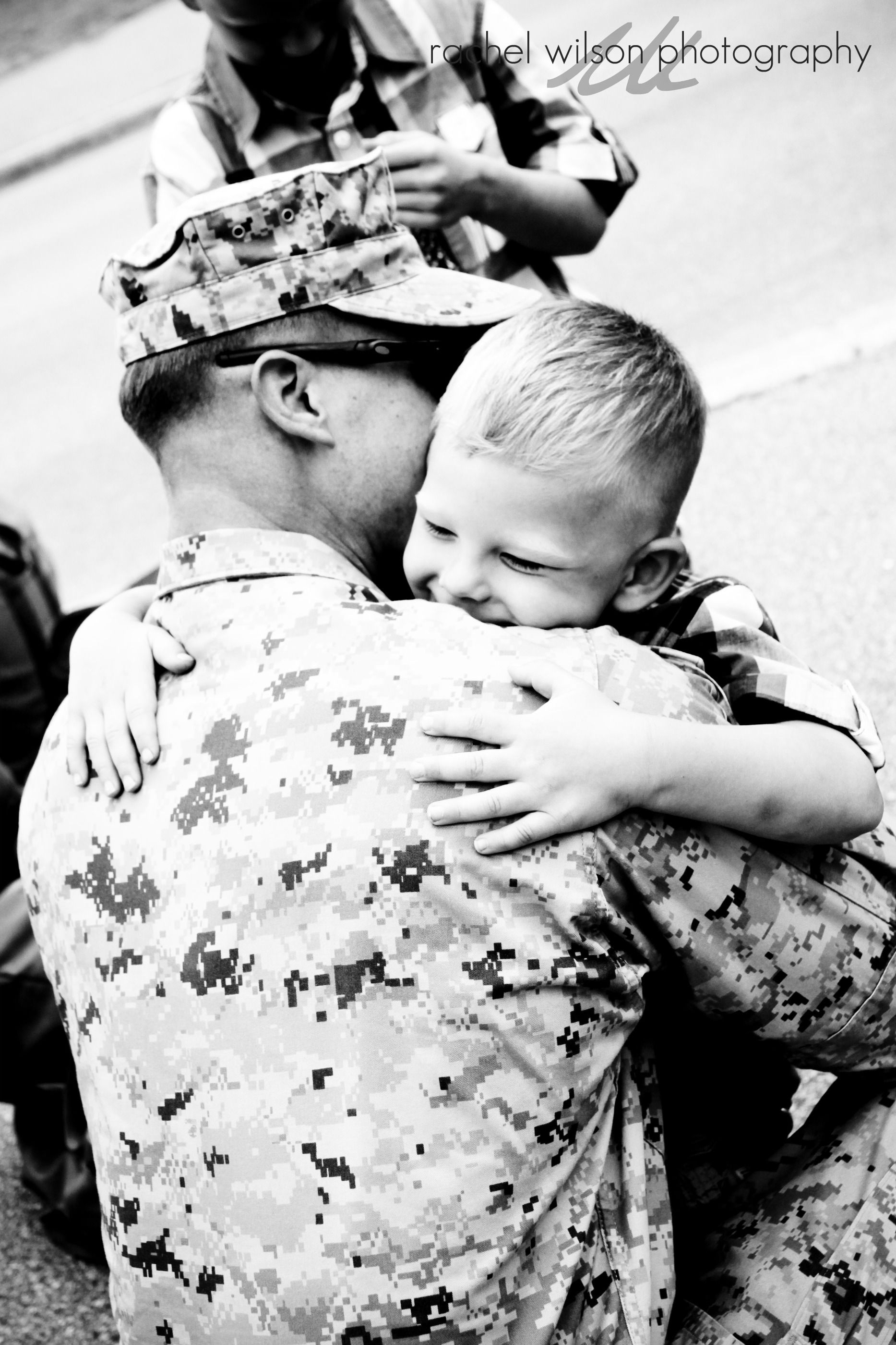 Military Homecoming  http://www.rachelsmithphotography.net/  formerly Rachel Wilson Photography