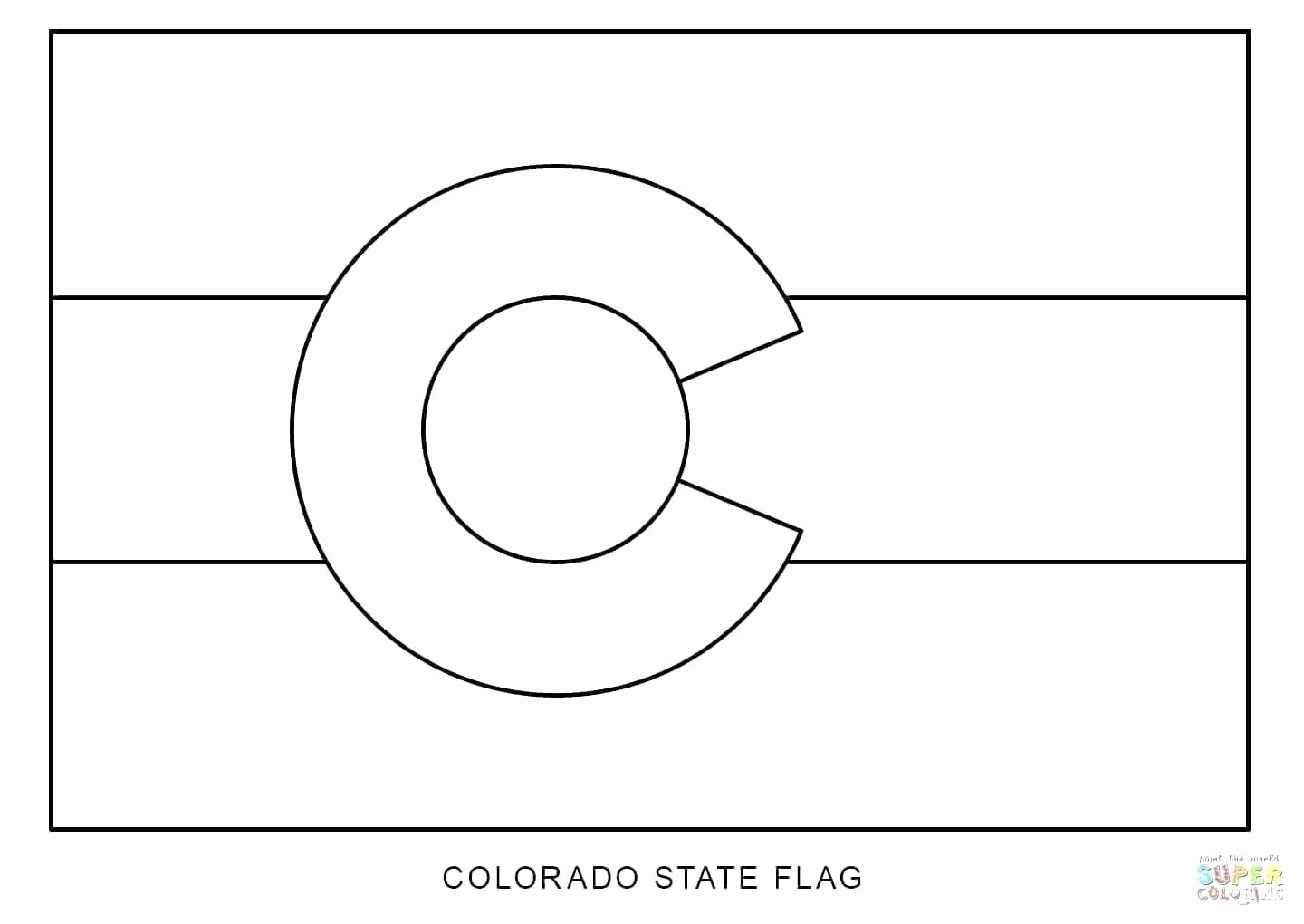 Colorado State Coloring Pages Best Of Mexican Flag Symbol Coloring