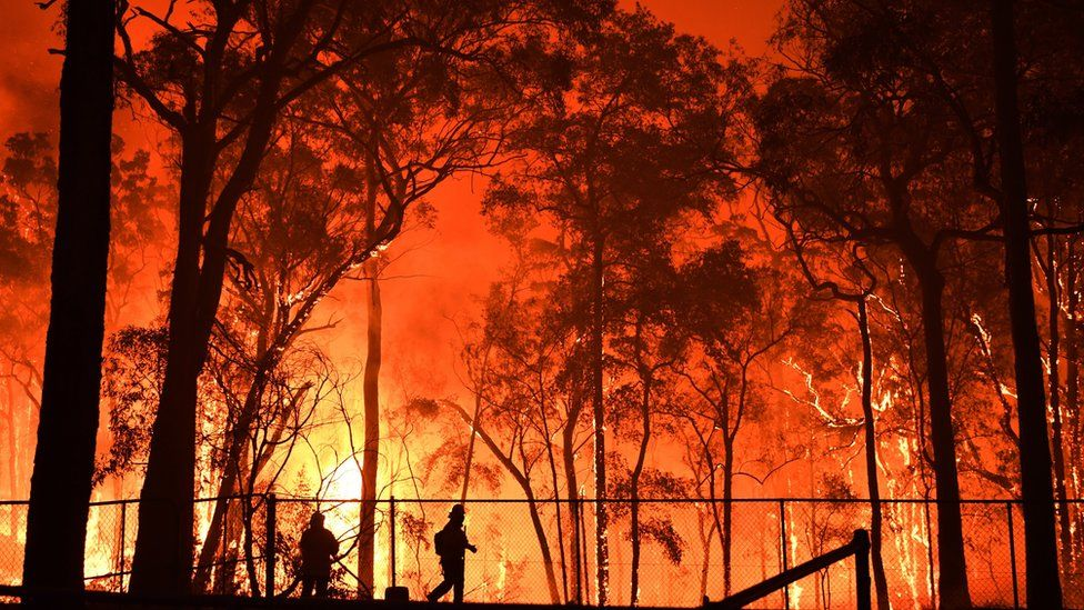 'Catastrophic' fire alert in two Australian states in 2020