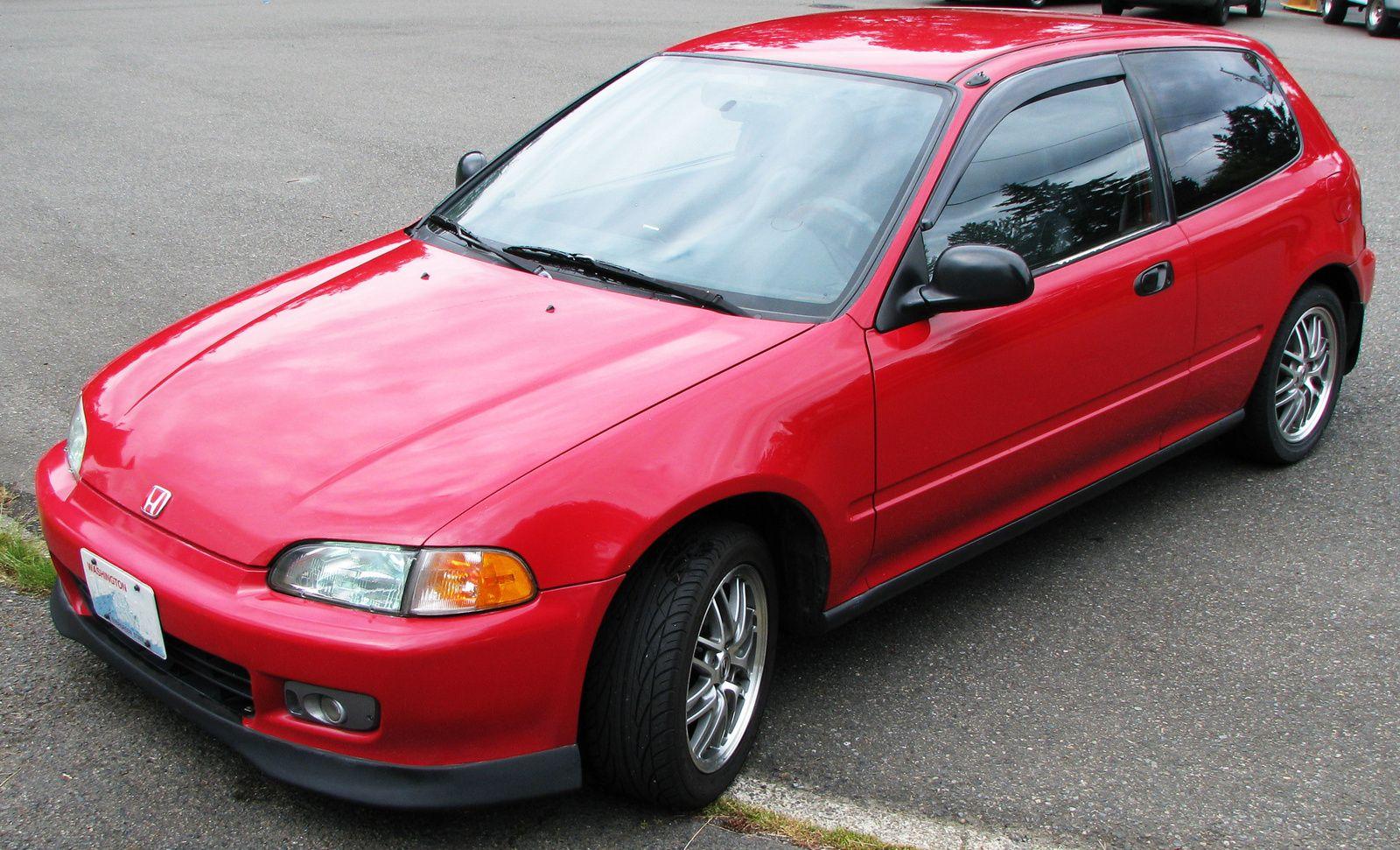 Kekurangan Honda Civic 1993 Tangguh