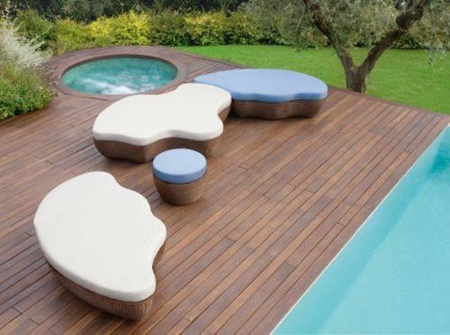 Rattania Sofa Cielo Design Rattan Gartenm 246 Bel