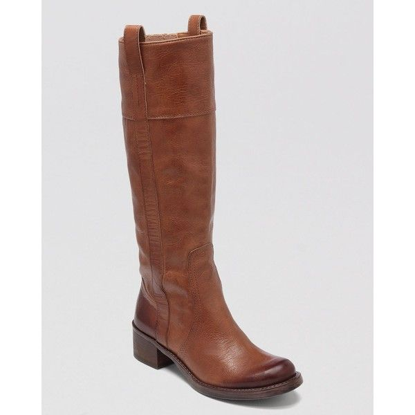 Lucky Brand Tall Boots - Hibiscus