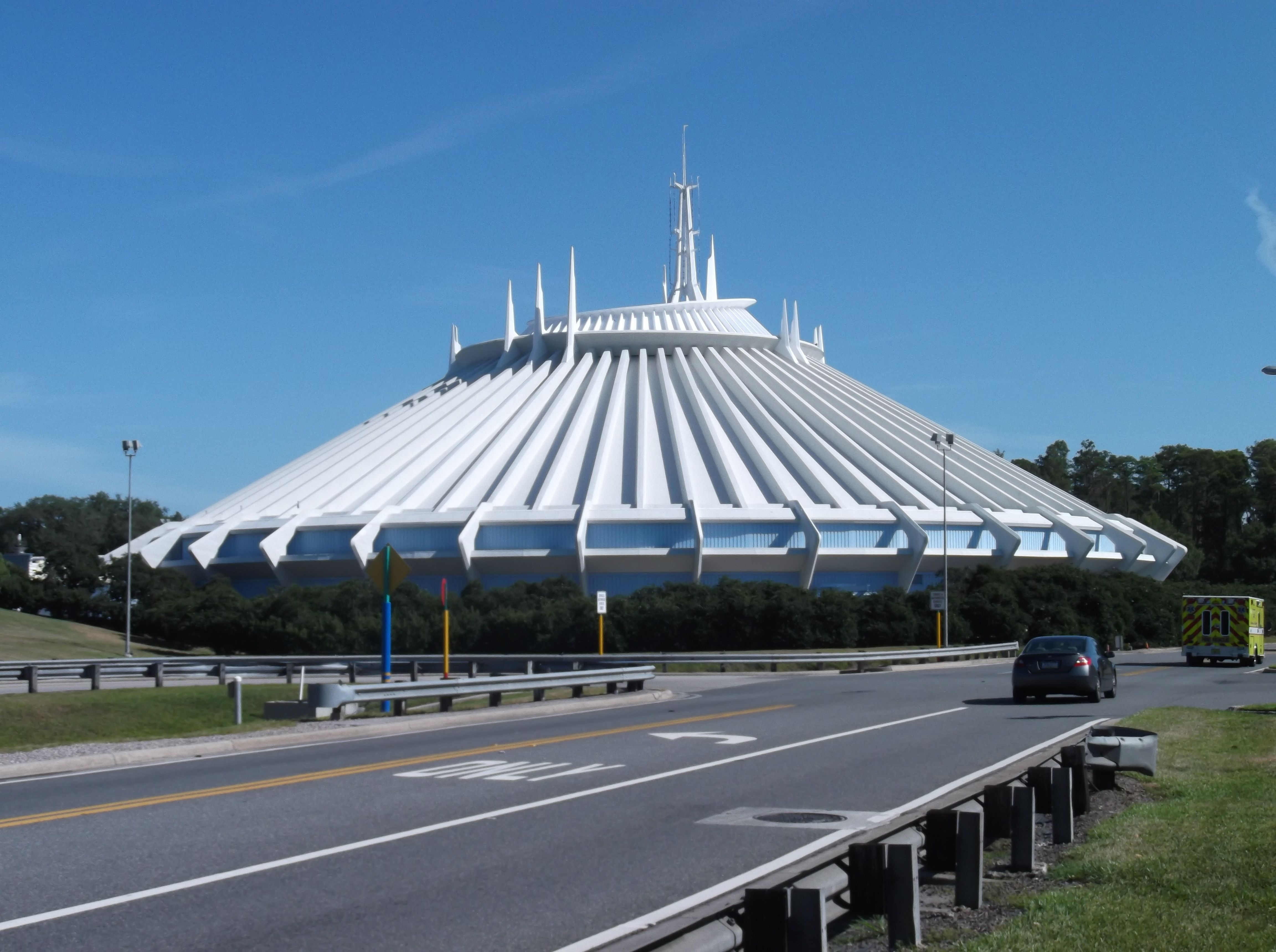 Space mountain space mountain places visiting