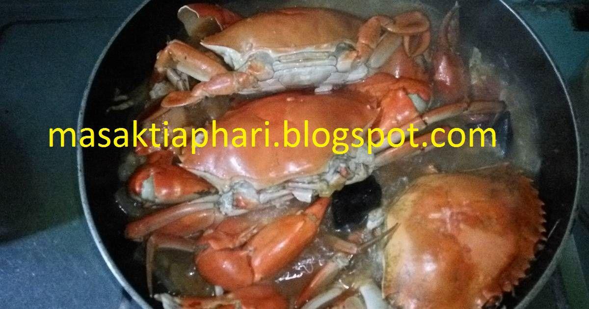 Resep Kepiting Rebus Resep Kepiting Resep Makanan Makanan