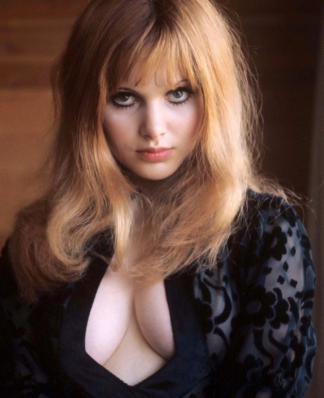 Busty Blonde Danielle face Madeline Smith, Hammer Horror star, 1970s | Modern Girl | Pinterest |  1970s, Horror and Stars
