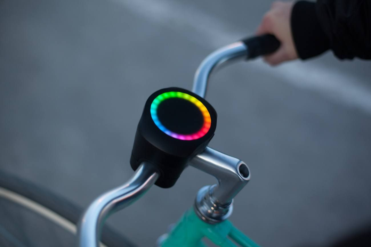 Smarthalo Smart Biking System Gives You Turn By Turn Directions