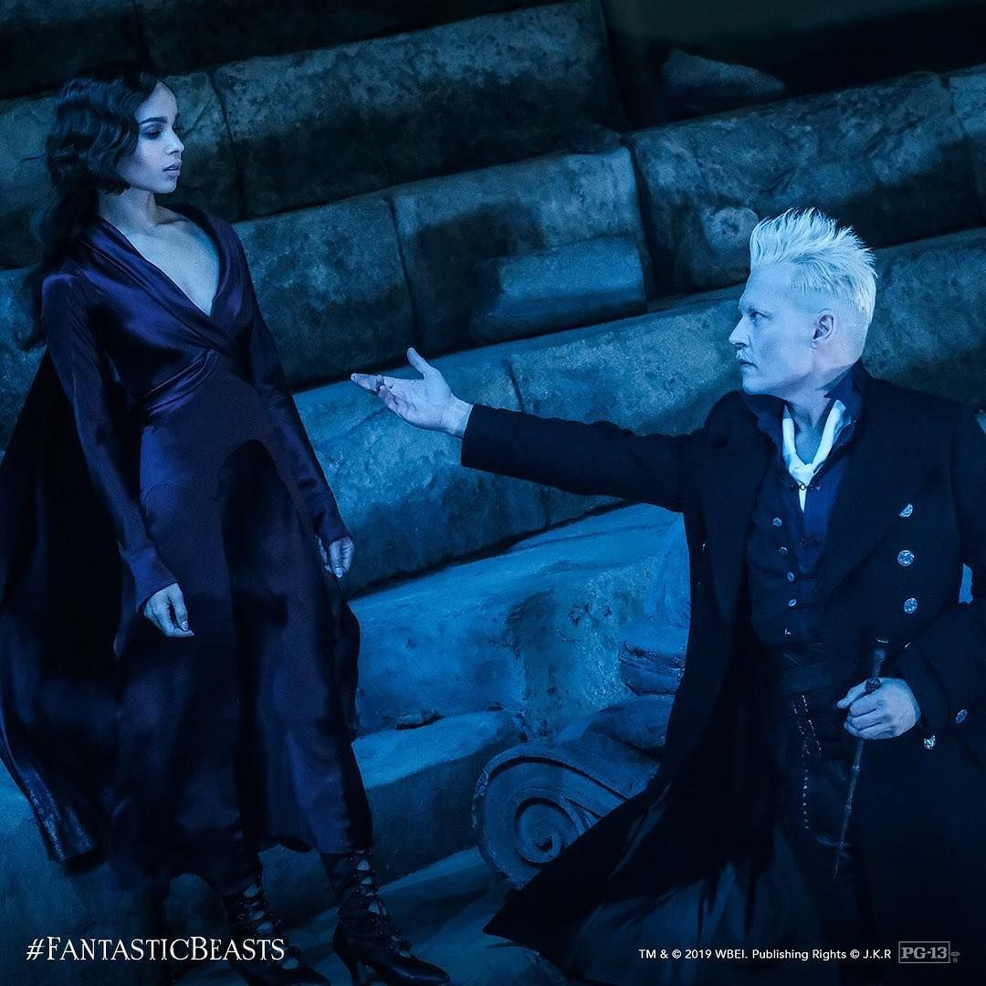 Fantastic Beasts And Where To Find Them No Brasil Animais