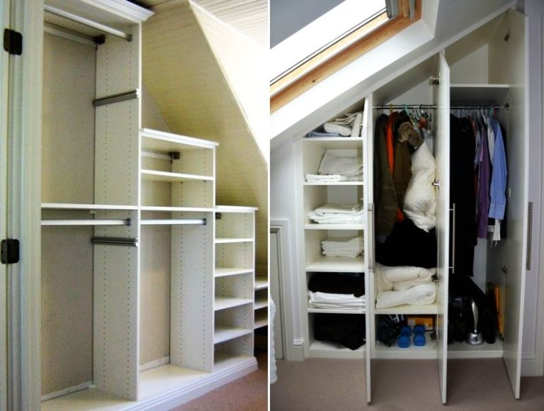 how to build a pantry under stairs