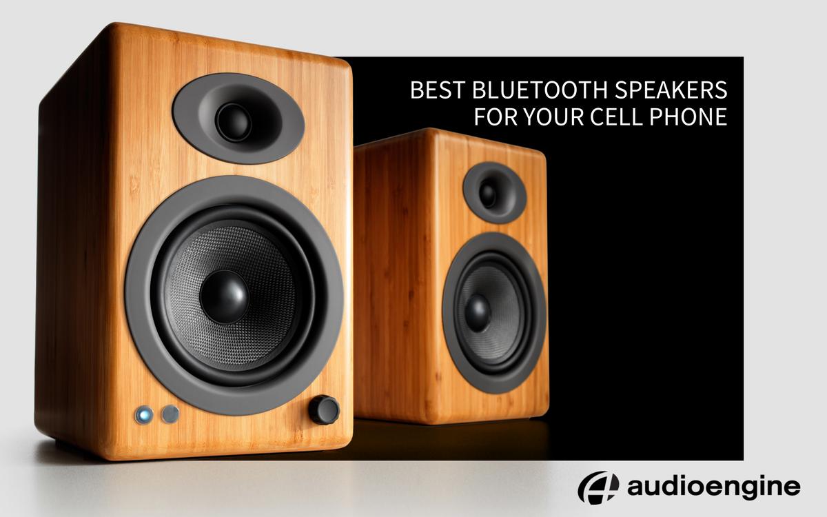 Best Bluetooth Speaker For Iphone Audioengine Cool Bluetooth Speakers Bluetooth Bluetooth Speakers