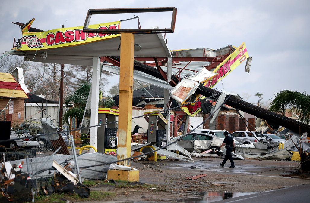 State of emergency declared after 4 tornadoes hit Louisiana