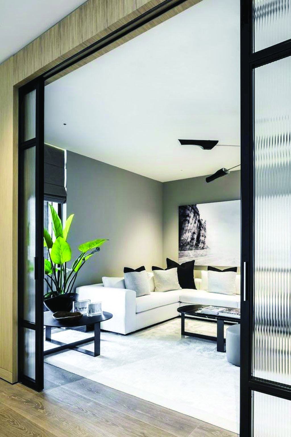 Top Types Of Doors And Their Names For Your Cozy Home House Design Living Room Modern Home