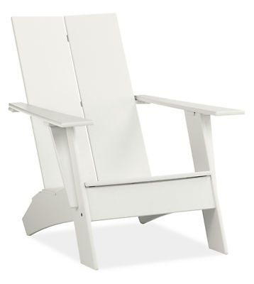 Emmet Outdoor Lounge Chair - Modern Outdoor Chairs & Chaises - Modern Outdoor Furniture - Room & Board