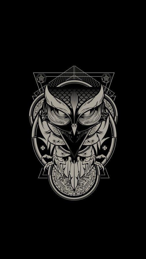Iphone 11 Iphone 11 Pro Iphone 11 Pro Max Apple Iphones Of 2019 Owl Wallpaper Owl Artwork Owl Tattoo Design