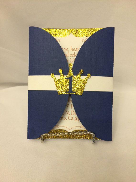 Personalised 1st Birthday Blue or Pink Metal Badge