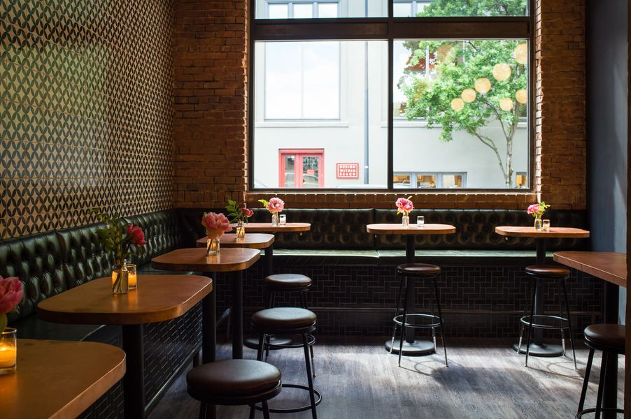 Take A Look Inside Hamlet The Pearl District S Newest Bar Pearl District Home Decor Restaurant Design