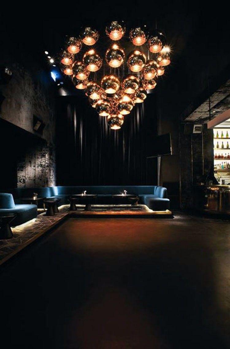tom dixon style lighting. Contemporan Has Shared Beautiful Images Of Hong Kong\u0027s Tazmania Ballroom, Chock Full Tom Dixon Lighting And Design Style