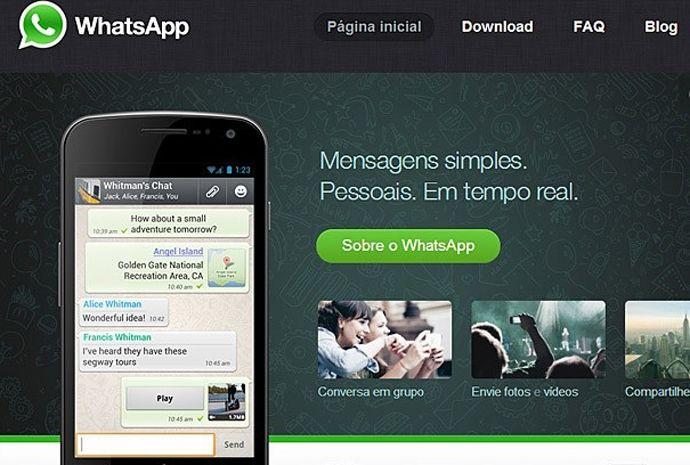 E Possivel Receber Mensagens Do Whatsapp Usando Um Numero