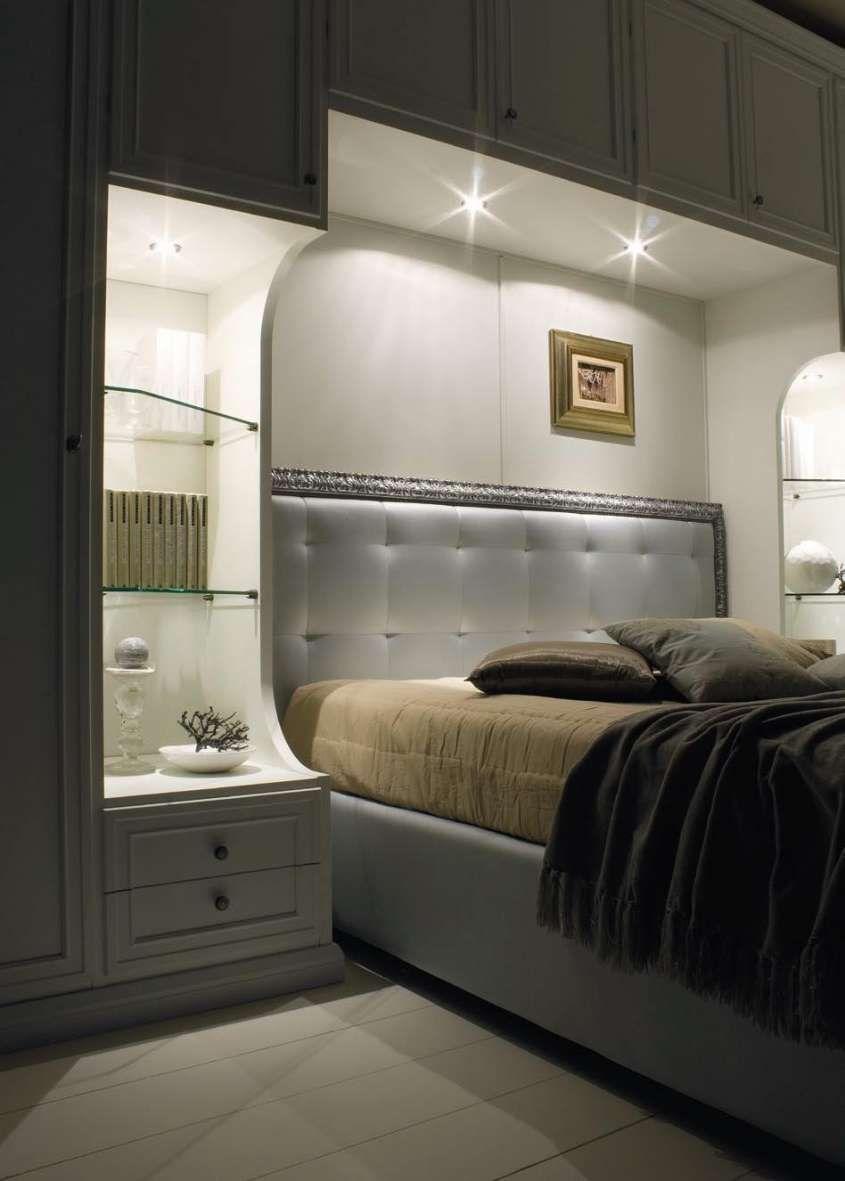 Camere da letto matrimoniali a ponte - Mobili di lusso per la camera