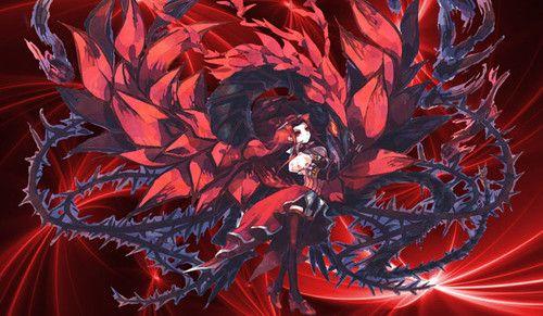 Akiza and Black Rose Dragon Custom Playmat. Awesome and I ...  Akiza and Black...