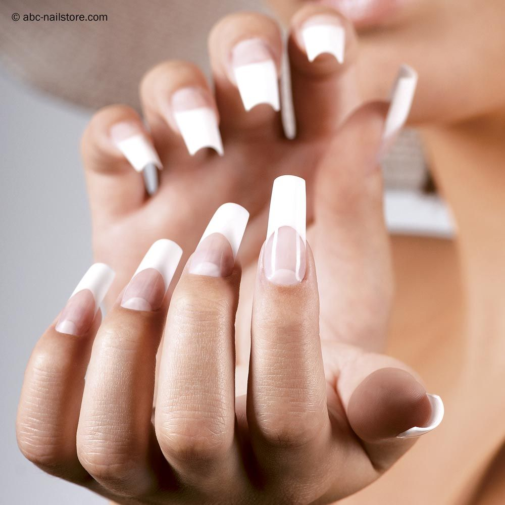 french nails - abc nailstore