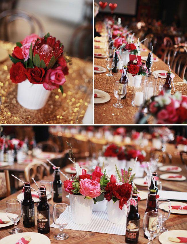 kate spade heart themed wedding tara ryker pinterest wedding glitter wedding and themed. Black Bedroom Furniture Sets. Home Design Ideas