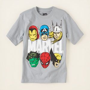 4c1af4d3d Marvel Hero graphic tee | GRAphic tEEs& jeans in 2019 | Baby shirts ...