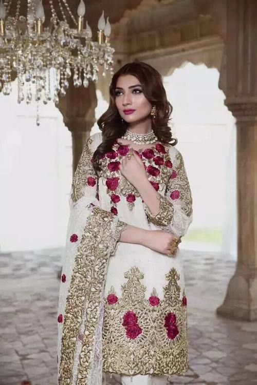 84dc6da489 Embroidery Royal Collection - Replica Suits - diKHAWA Online Shopping in  Pakistan
