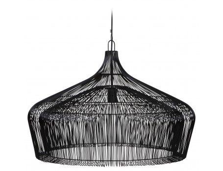 suspension en m tal fil de fer suspension pinterest suspension en m tal fil de fer et. Black Bedroom Furniture Sets. Home Design Ideas