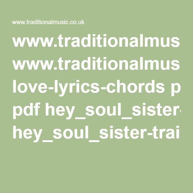 Traditionalmusic Love Lyrics Chords Pdf Heysoulsister