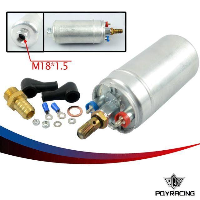 Pqy Racing Top Quality External Fuel Pump 044 Oem 0580 254 044