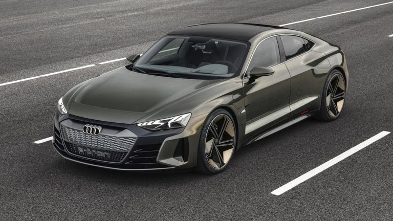 Audi etron GT 2021 Electric Car Price Specification and