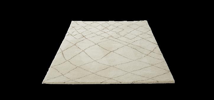 Berber teppich muster  Der Berber Teppich ist von den Marrakesh-Mustern inspiriert, legt ...