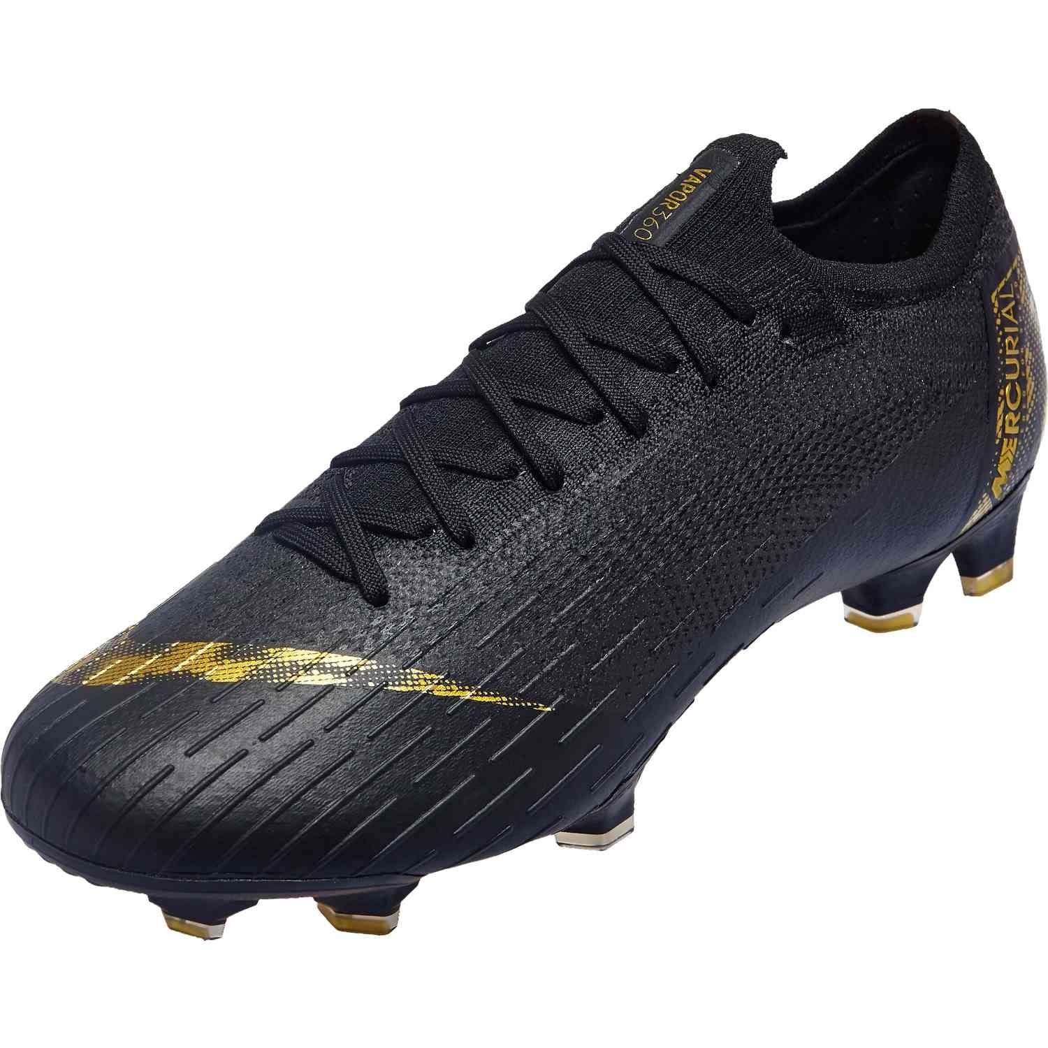 066d2028cbd Shop for the Black Lux pack Nike Mercurial Vapor 12 Elite from soccerpro.com