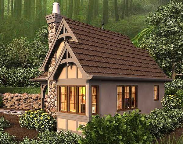 Plan 69531am Whimsical Cottage House Plan Cottage House