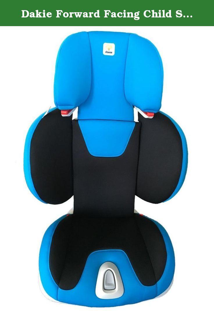 Dakie Forward Facing Child Safety Car Seats G2 3 Blue Black