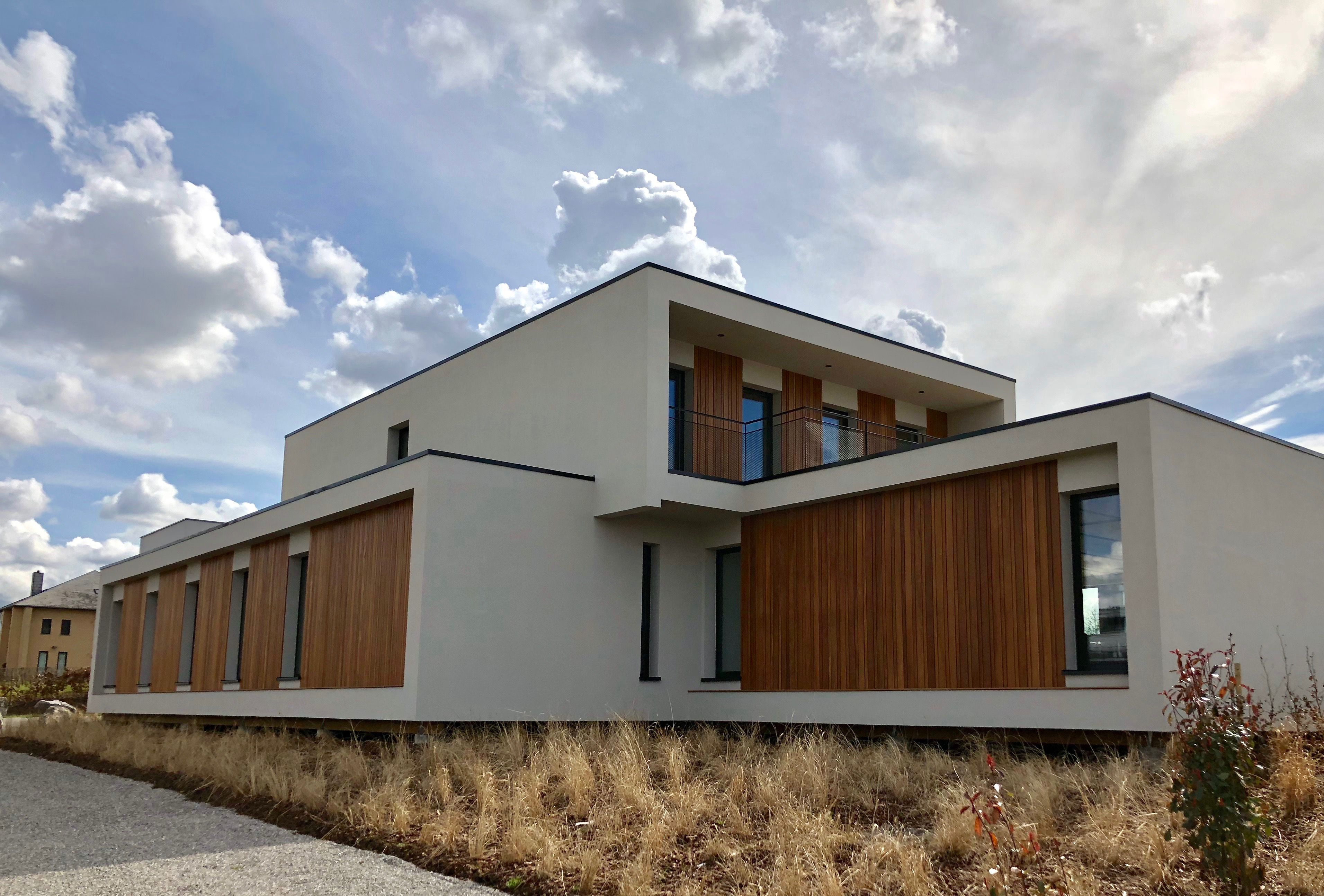 Bureau bois design de m² by popup house en belgique part