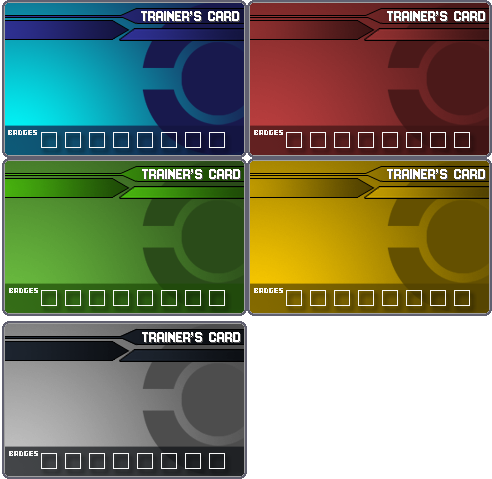Well With The Pokecharms Trainer Card Maker Now And My Design Being Added T It Its Only A Matte Pokemon Trainer Card Trainer Card Maker Pokemon Trainer Costume