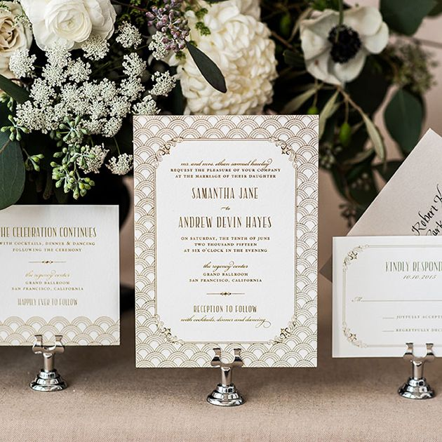 Wedding Ceremony And Reception In Same Location: Wedding Invitation Wording For Every Type Of Reception