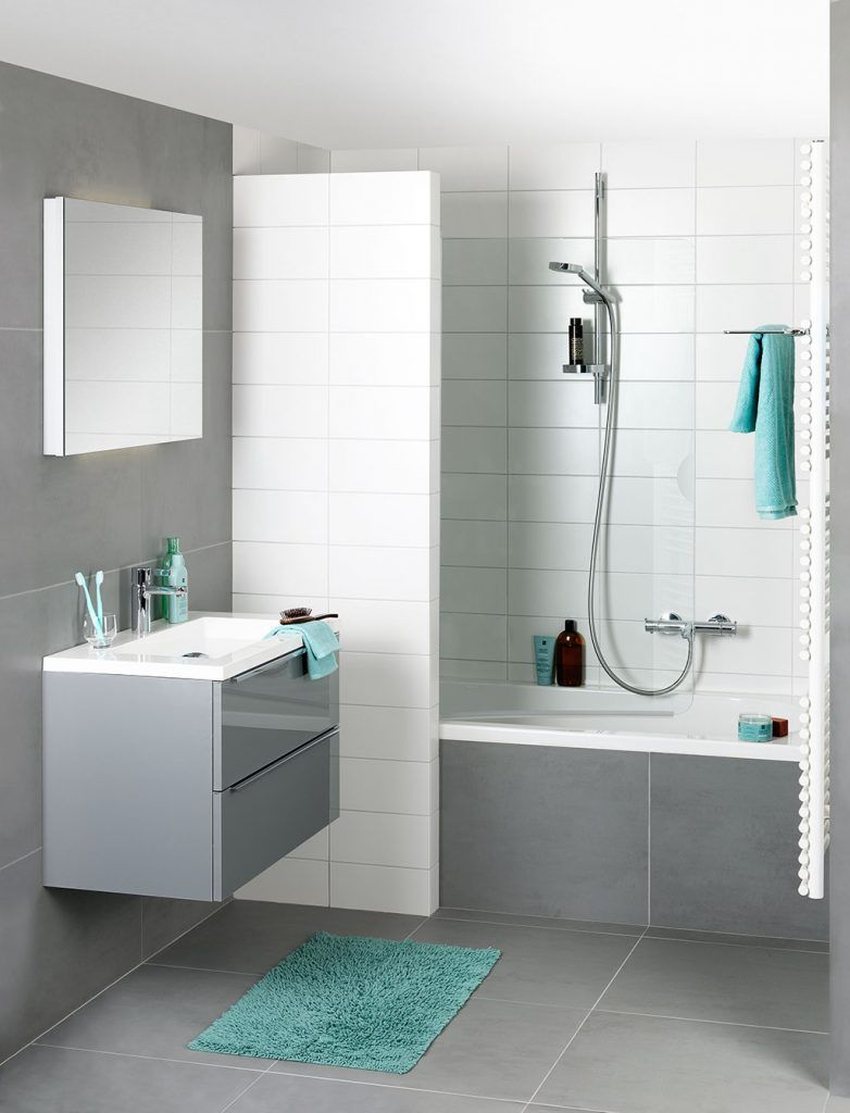 Kleine badkamers inrichten | Pinterest