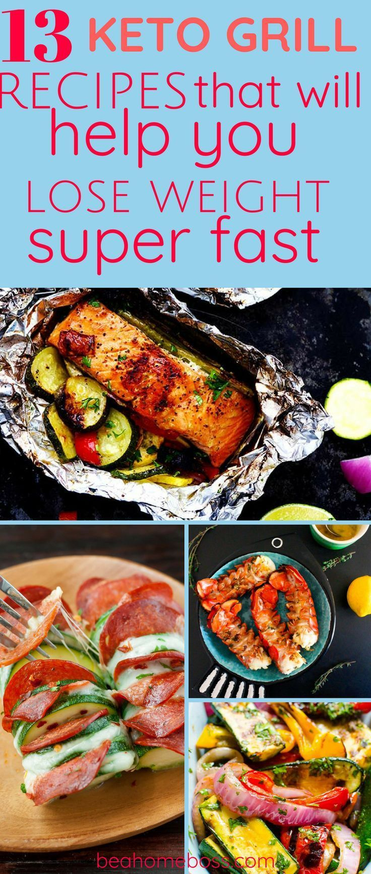13 Keto Friendly Grill Recipes That Will Help You Lose Weight Fast images