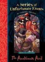 The Penultimate Peril (A Series of Unfortunate Events, #12), by Lemony Snicket