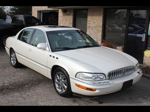 Used 2003 Buick Park Avenue Ultra For Sale Georgetown Auto Sales
