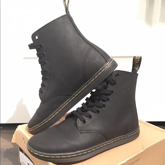 6ec53d505dc4 Dr. Martens Men s Tobias Boots Light worn (2x s) men s black Tobias boots by