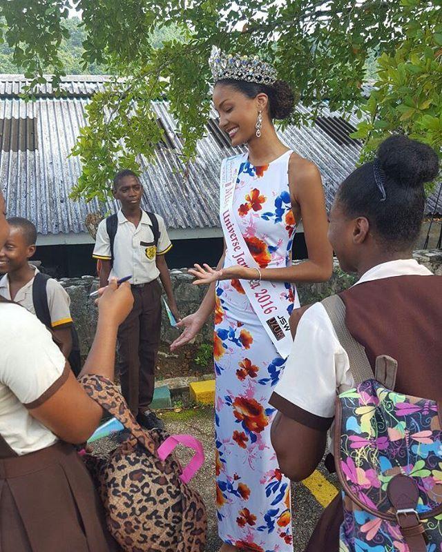 Miss Universe beauties say Im Cool | Social | Jamaica