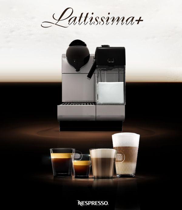 nespresso lattissima experience latte macchiato. Black Bedroom Furniture Sets. Home Design Ideas