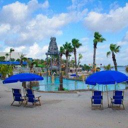 Moody Gardens Palm Beach In Texas