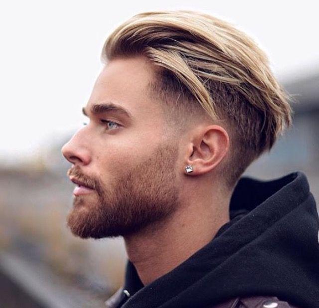 Taglio Uomo Peinados Pinterest Cabello Pelo Hombre Y Cabello - Pelo-rubio-hombre