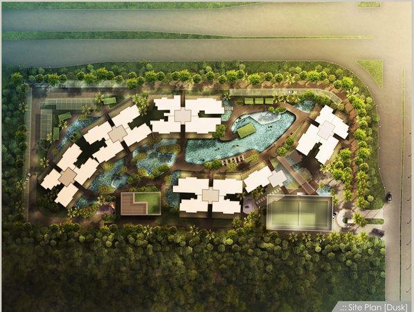 Site Plan Rendering Site Plan Rendering Site Plan Architecture
