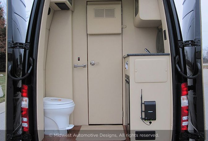 Dodge Rv Wiring Sprinter Rv Rear Toliet Home Mercedes Sprinter Camper