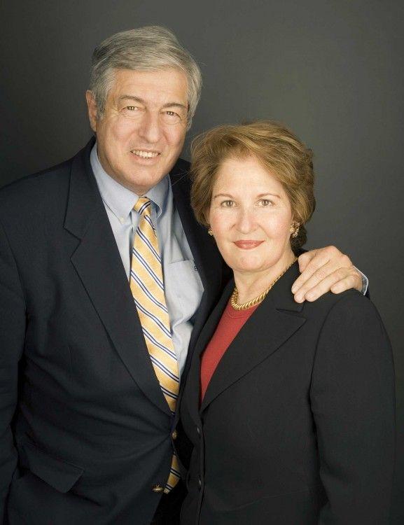 Tim y Nina Zagat